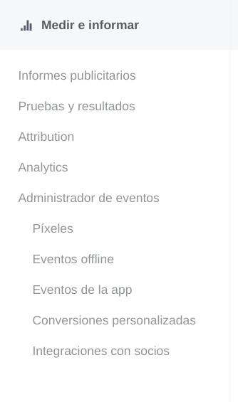 análisis de rendimiento de campañas en Facebook Business Manager