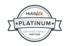 HubSpot Platinum Badge