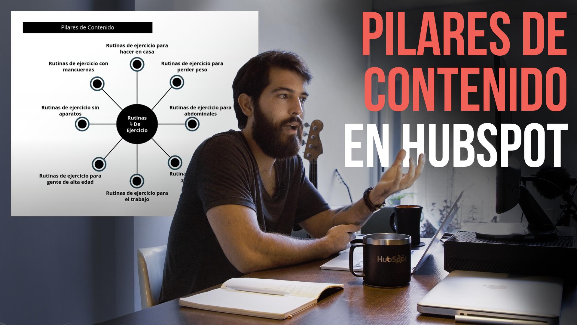 Pilares de Contenido en HubSpot